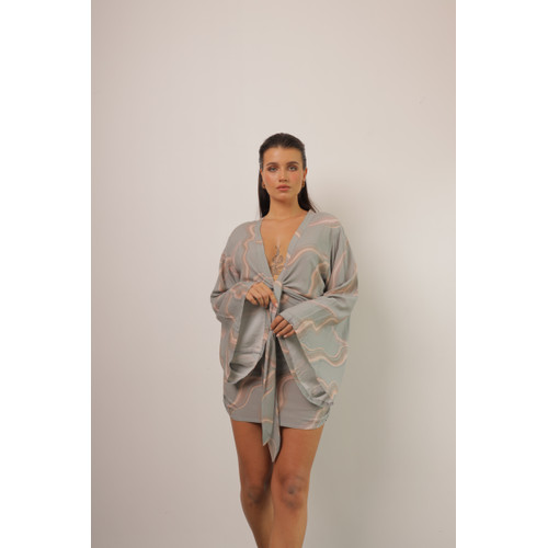 Foto Produk Taleoftwo - Suri Dress Misty Flow - XS dari Tale of Two