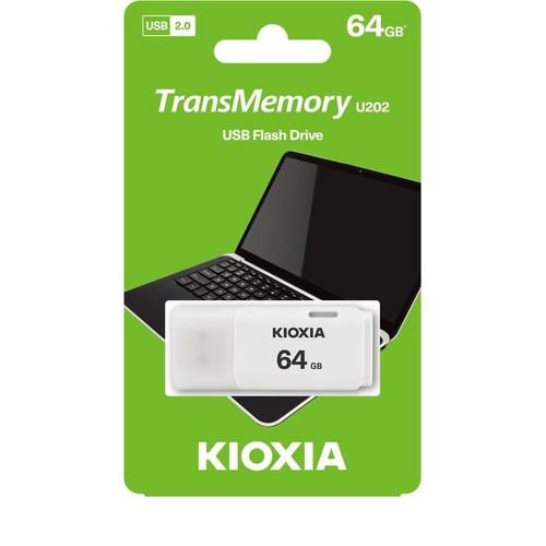 Foto Produk Flashdisk Kioxia 64gb USB 2.0 64 gb Transmemory Hayabusa dari PojokITcom Pusat IT Comp