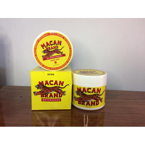 Foto Produk Macan Brand Waterbased Pomade by Death Pomade dari OmiStore