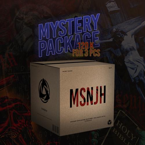 Foto Produk KAOS ROHANI THE MESSENJAH    THE MESSENJAH 'MYSTERY PACKAGE' - S dari Messenjah