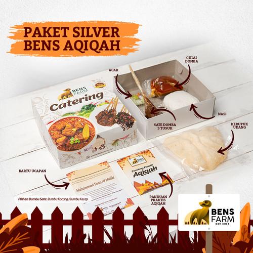 Foto Produk Paket Aqiqah Murah Laki laki Box Jabodetabek (2 ekor domba) - Domba Betina dari bensfarm