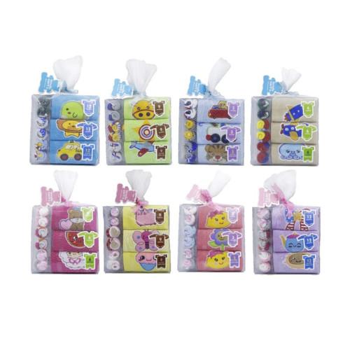 Foto Produk Lovelle Cart's Gift Pack Baby 3 in 1 (Jumper & Romper) - Girl, 0-3 Bulan dari Lovelle Cart's
