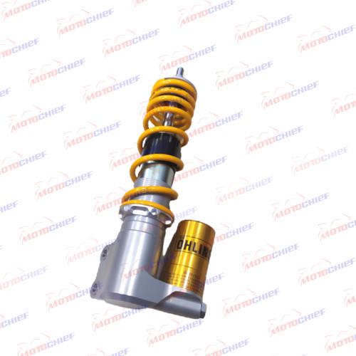 Foto Produk Shock Tabung Ohlins Front Vespa Sprint Iget Primavera GTS S LX LXV dari Motochiefdotnet