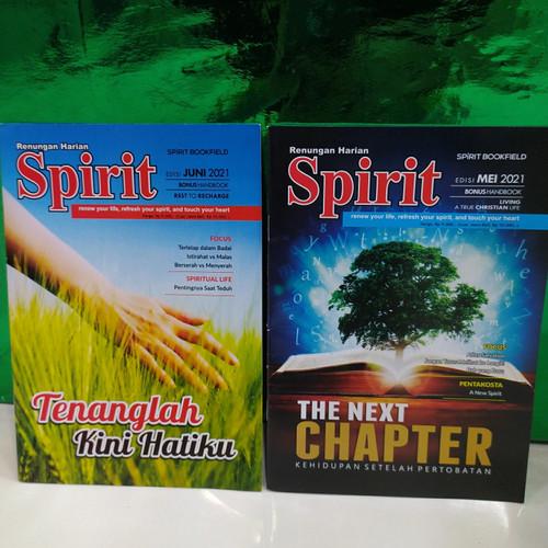 Foto Produk Renungan Spirit / Renungan Harian spirit / renungan bulanan dari bigshop11