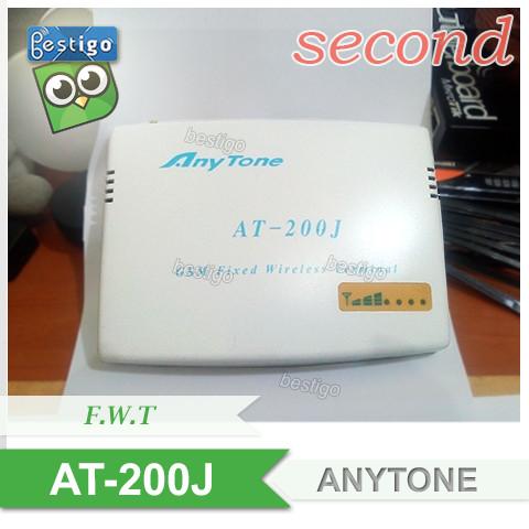 Foto Produk FWT GSM Fixed Wireless Terminal AnyTone AT-200J dari BESTIGO PABX TELEPON