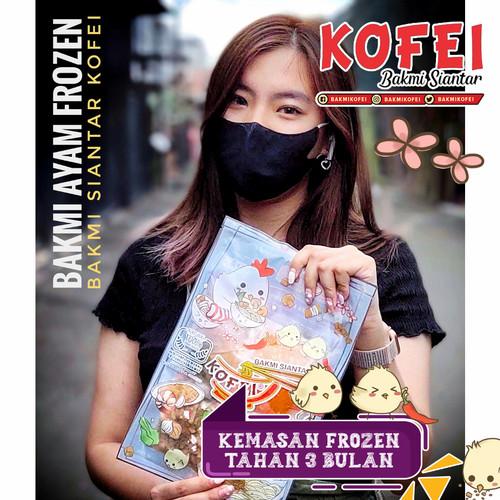 Foto Produk •Halal•Non Pork• Bakmi Ayam Kampung (Frozen) Bakmi kofei dari Bakmi Kofei