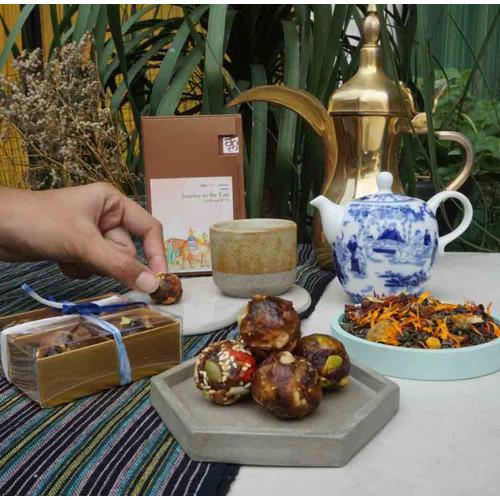 Foto Produk The Journey Tea Set - 1 pcs dari t-story