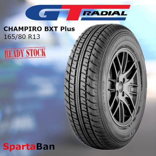 Foto Produk Ban Mobil GT Champiro BXT Plus 165/80 R13 dari spartaban