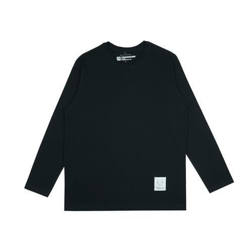 Foto Produk Tendencies Tshirt Long Sleeve Black - M dari Tendencies