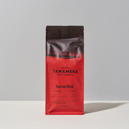Foto Produk Kopi Arabika Tanamera Coffee Espresso Blend 1 Kg - Whole Beans dari Tanamera Coffee