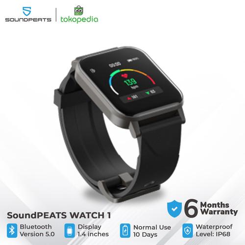Foto Produk SoundPEATS Watch1 Sport Smartwatch Health and Fitness Tracker dari SOUNDPEATS OFFICIAL