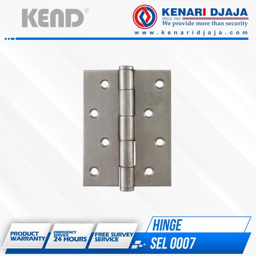 Foto Produk Engsel Pintu   Hinge KEND SEL0007 US32D dari Kenari Djaja