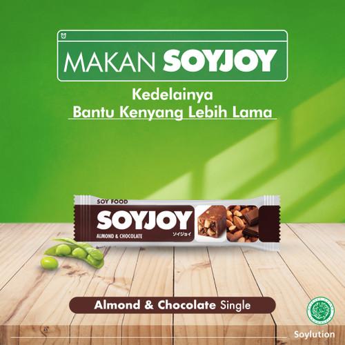 Foto Produk SOYJOY ALMOND & CHOCOLATE 30 gr Single dari Toko Otsuka