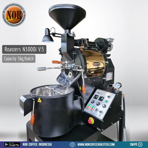 Foto Produk Mesin Roasting Kopi N3000i dari NOR Coffee Indonesia