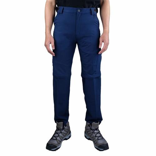 Foto Produk Celana Quick Dry Pelvoux Convertible Pants - HITAM NAVY, M dari MTMA_STUFF
