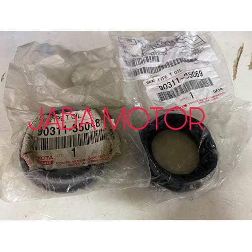 Foto Produk Seal drive Shaft-Seal as roda corolla new Altis 2012-up CVT metic ori dari JABA MOTOR TOYOTA