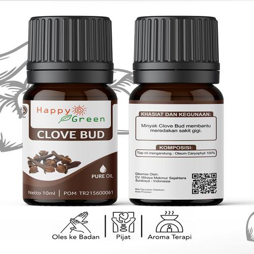 Foto Produk clove bud essential oil (minyak bunga cengkeh) | 10 ml dari Happy Green Garden - JKT