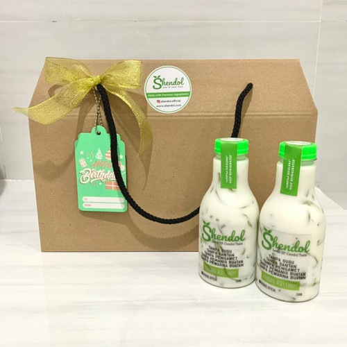 Foto Produk Gift box isi 10 botol Shendol dari Shendol Official