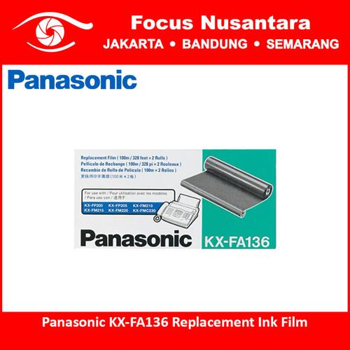 Foto Produk Panasonic KX-FA136 Replacement Ink Film dari Focus Nusantara