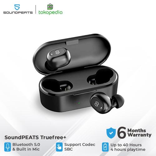 Foto Produk SoundPEATS TrueFree Plus True Wireless Earbuds in-Ear Stereo dari SOUNDPEATS OFFICIAL