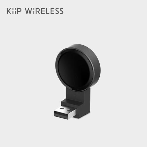 Foto Produk KIIP W3 WIRELESS CHARGER APPLE WATCH IWATCH - Hitam dari KIIP Official Store