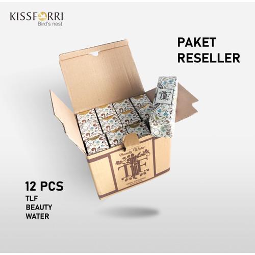 Foto Produk Paket Reseller TLF Miracle Water 100 ml (12 Botol) dari Kissforri Official