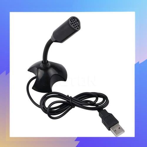 Foto Produk MIC LAPTOP KOMPUTER Kebidu Microphone USB - Hitam dari ABC ELECTRONIC