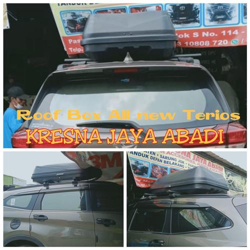 Foto Produk ROOF BOX ALL NEW TERIOS dari KRESNA CAR ACCESORIES