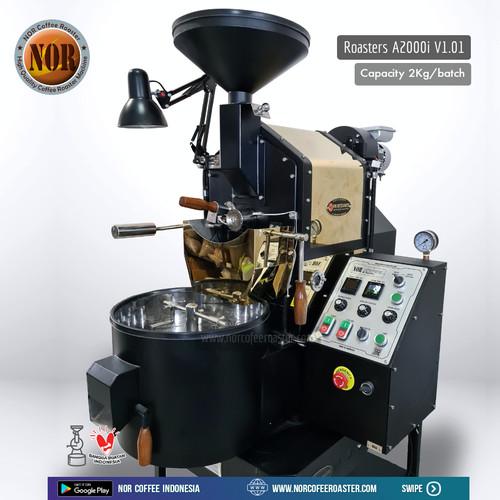 Foto Produk Mesin Roasting Kopi A2000i Capacity 2kg/batch dari NOR Coffee Indonesia