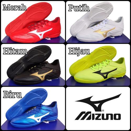 Foto Produk Sepatu Futsal Mizuno - Putih, 43 dari Raffa-Sport