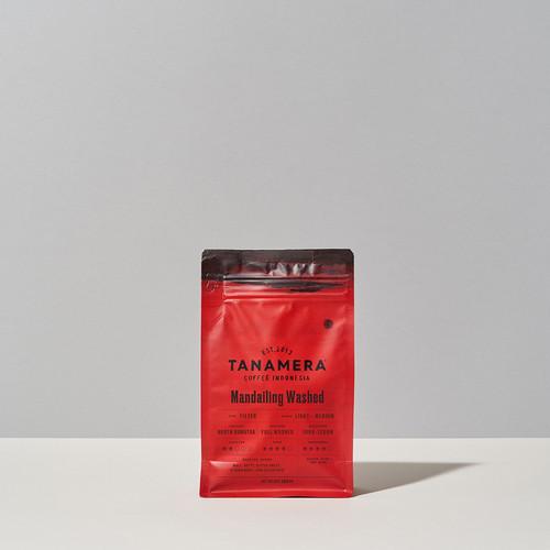 Foto Produk Kopi Arabika Tanamera Coffee Sumatera: Mandailing Washed 250g - Filter Roast, Whole Beans dari Tanamera Coffee