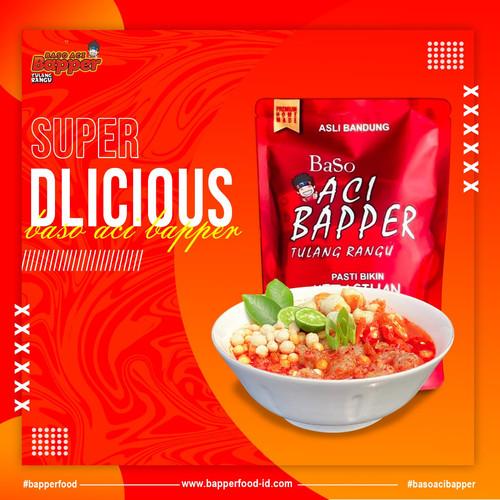 Foto Produk Baso Tulang Rangu Bapper - Baso Aci Tulang Rangu Bapper - Original dari GM_Frozenfood