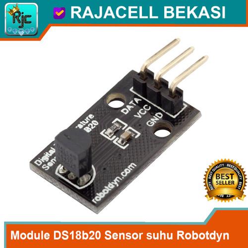 Foto Produk Module DS18b20 Robotdyn Digital Temperature Thermal Sensor Suhu Dallas dari RAJACELL BEKASI
