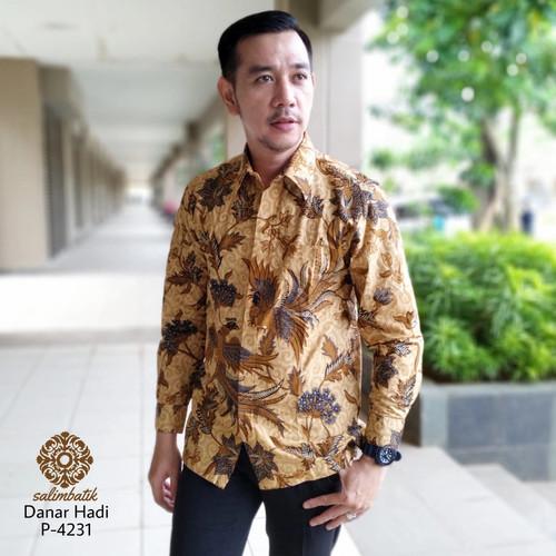 Foto Produk Danar Hadi Kemeja Batik Bagus dan Elegan dari Bila Fashion