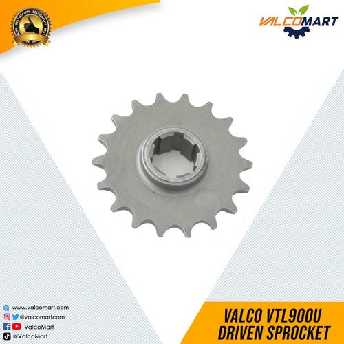 Foto Produk Sparepart Valco VTL 900U Traktor Mini Valco Driven Sprocket dari Valco