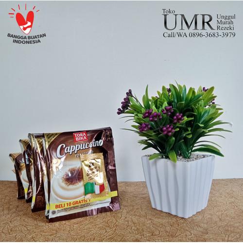 Foto Produk Torabika Cappucino Dengan Butiran Coklat 1 Renceng 10 Sachet dari UMR Retail