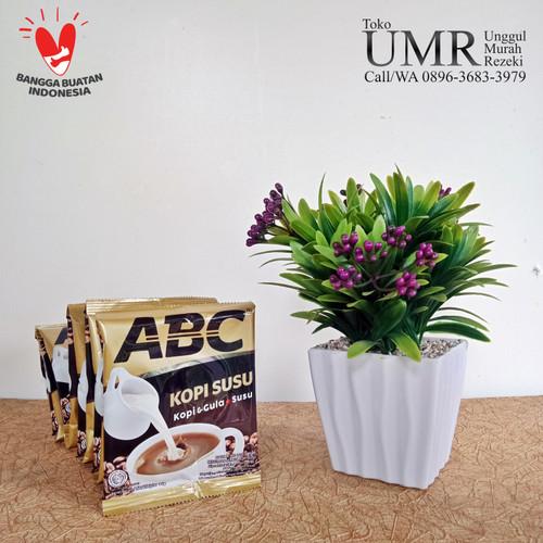 Foto Produk Kopi ABC 3 In 1 ( Kopi + gula + susu ) 1 Renceng 10 Sachet dari UMR Retail