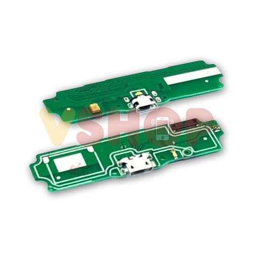 Foto Produk Flexibel Flexible Con TC Konektor Conektor Charger Xiaomi Redmi 5A dari vshop sparepart