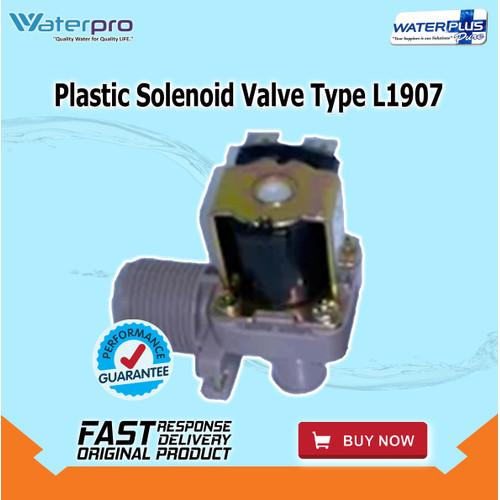 Foto Produk Plastic Solenoid Valve Type L1907 dari WaterplusPure