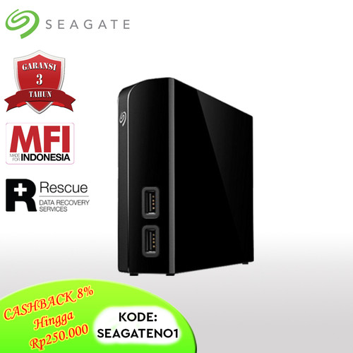 Foto Produk Seagate Backup Plus Desktop Hub Harddisk Eksternal 10TB dari Seagate Official Store