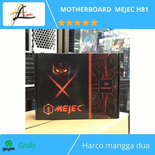 Foto Produk MOTHERBOARD MEJEC H81 dari AL computerr
