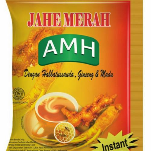 Foto Produk jahe merah amh 1 renceng =12 sachet dari pelangi store999