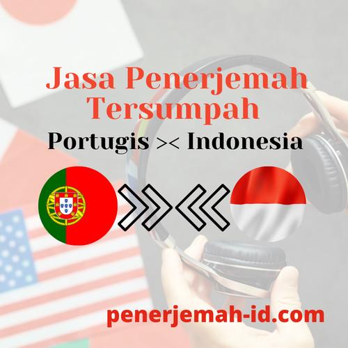 Foto Produk Terjemahan Tersumpah Portugis ke Indonesia dan Sebaliknya dari Penerjemah Tersumpah