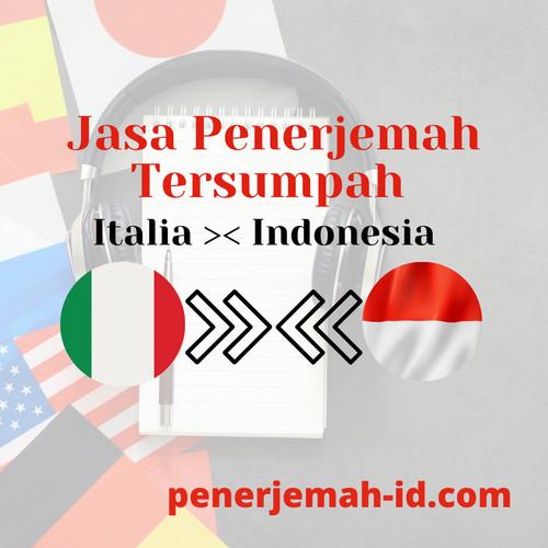 Foto Produk Terjemahan Verifikasi Tersumpah Italia ke Indonesia dan Sebaliknya dari Penerjemah Tersumpah