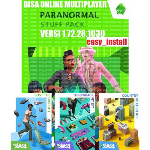 Foto Produk The Sims 4 Complete - Kaset DVD dari easy_install
