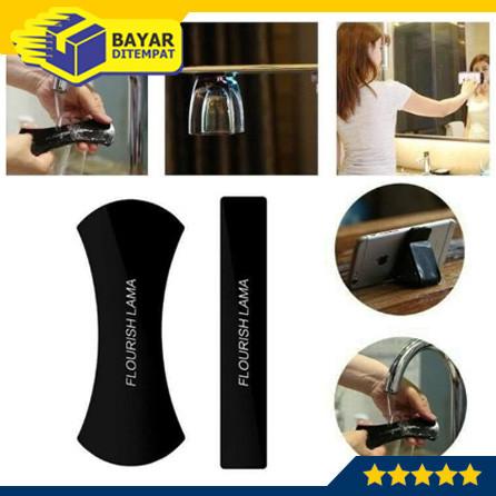Foto Produk Flourish Lama Nano Rubber Gel Pad Original Holder Perekat Serbaguna dari Maju Grosir