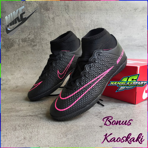 Foto Produk sepatu futsal Nike Mercurial boots sol gerigi terlaris murah keren dari Namblas Sport