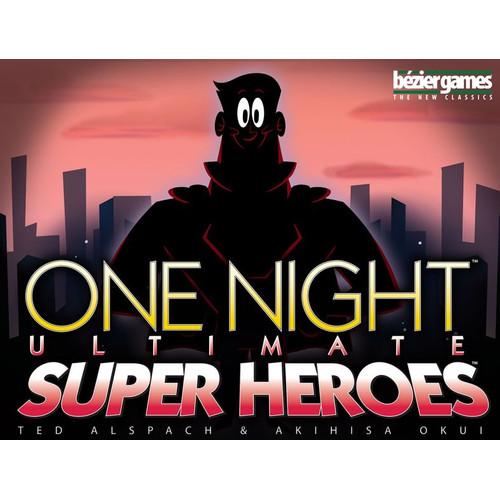 Foto Produk One Night Ultimate Super Heroes ( Original ) Board Game - TBG dari Toko Board Game