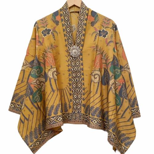 Foto Produk batik warna pastel batwing top dari Batik Sri