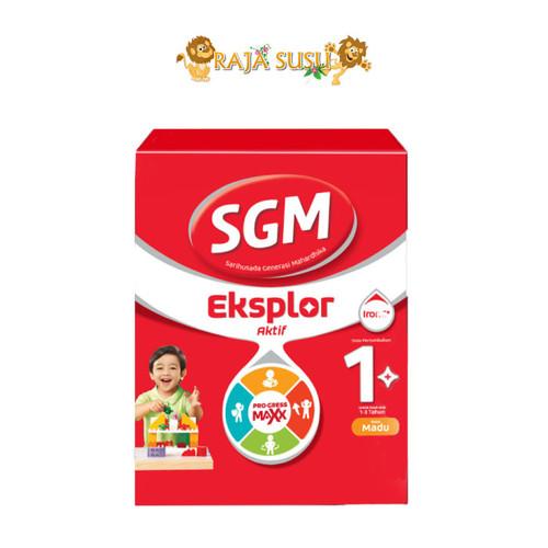 Foto Produk SGM 1+ MADU 900 GR dari RAJASUSU